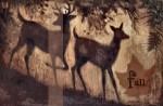* Deer In The Fall *